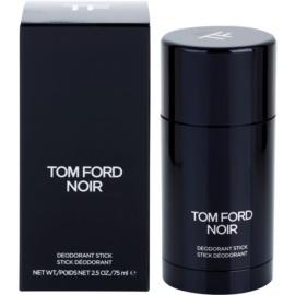 Tom Ford Noir desodorante en barra para hombre 75 ml
