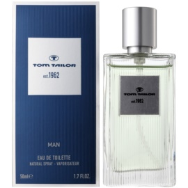 Tom Tailor Est. 1962 Man eau de toilette férfiaknak 50 ml