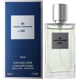 Tom Tailor Est. 1962 Man After Shave für Herren 50 ml