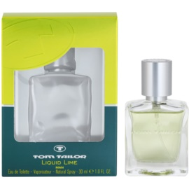 Tom Tailor Liquid Lime Man eau de toilette férfiaknak 30 ml