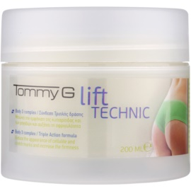 Tommy G Body Anti - Cellulite Cream For Buttocks And Hips  200 ml