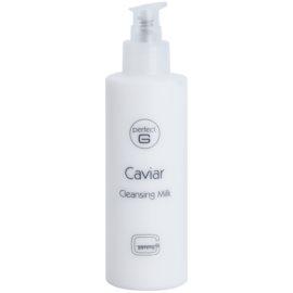 Tommy G Caviar odličovací mléko pro hloubkové čištění  200 ml