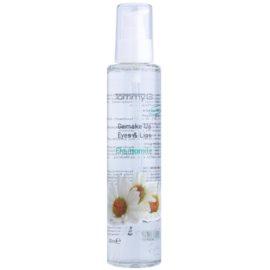 Tommy G Chamomile Line Reinigungswasser zum Abschminken für Augen und Gesicht mit Kamilleextrakt  200 ml