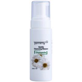 Tommy G Chamomile Line čisticí a odličovací pěna s heřmánkem  200 ml