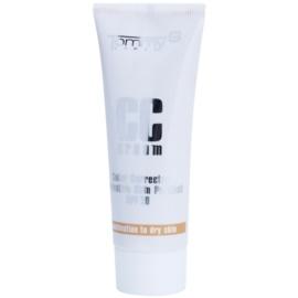 Tommy G CC Cream hydratačný CC krém pre suchú pleť SPF 20 odtieň 1 35 ml