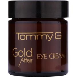 Tommy G Gold Affair aufhellende Crem für die Augenpartien zur Verjüngung der Haut  30 ml