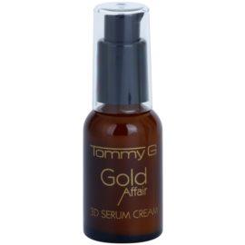Tommy G Gold Affair krémové sérum pro regeneraci a obnovu pleti  30 ml
