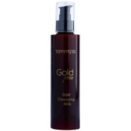 Tommy G Gold Affair Reinigungsmilch für empfindliche Haut  200 ml
