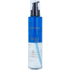 Tommy G Gold Affair Zwei-Phasen Make-up Entferner für wasserfestes Make-up für empfindliche Augen  200 ml
