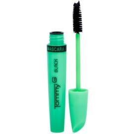 Tommy G Eye Make-Up Super Color řasenka pro objem a zahuštění řas odstín Black 7 ml