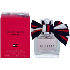 Tommy Hilfiger Cheerfully Pink Eau de Parfum para mulheres 30 ml