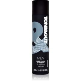 TONI&GUY Men szampon dogłębnie oczyszczający  250 ml
