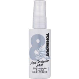 TONI&GUY Prep ochranný sprej pro vlasy namáhané teplem  75 ml