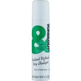TONI&GUY Cleanse suchý šampon  100 ml