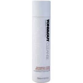 TONI&GUY Cleanse šampon pro hnědé odstíny vlasů  250 ml