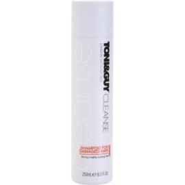TONI&GUY Cleanse champô para cabelo danificado  250 ml