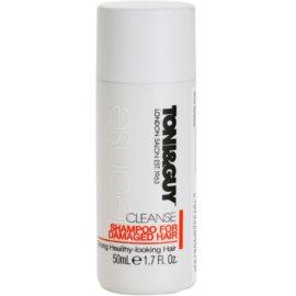TONI&GUY Cleanse šampon pro poškozené vlasy  50 ml