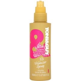 TONI&GUY Glamour Haarspray für Volumen und Glanz  150 ml
