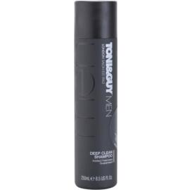 TONI&GUY Men hloubkově čisticí šampon  250 ml
