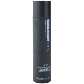 TONI&GUY Men Shampoo And Conditioner 2 In 1 Against Dandruff  250 ml