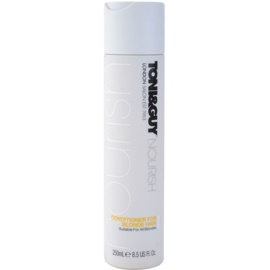 TONI&GUY Nourish balsamo per capelli biondi  250 ml