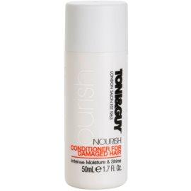 TONI&GUY Nourish condicionador para cabelo danificado  50 ml