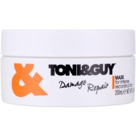 TONI&GUY Nourish obnovující maska pro poškozené vlasy  200 ml