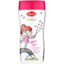 Töpfer KidsCare leite corporal para crianças   200 ml