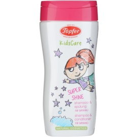 Töpfer KidsCare Shampoo mit Conditioner 2 in 1  200 ml