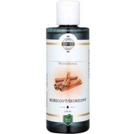 Topvet Body Care Massageöl gegen Zellulitis  200 ml