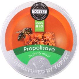 Topvet Body Care növényi kenőcs méhszurok kivonattal  50 ml