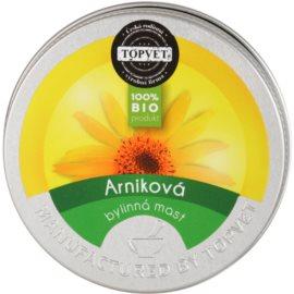 Topvet Body Care arniková bylinná mast  50 ml