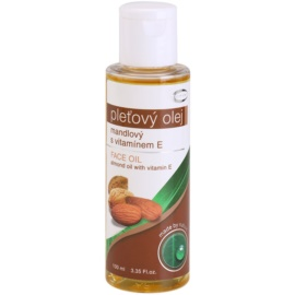 Topvet Face Care Mandelöl mit Vitamin E  100 ml