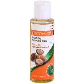 Topvet Face Care ulei de argan cu vitamina E  100 ml