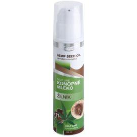 Topvet Hemp Seed Oil konopné  mléko pro těžké a unavené nohy  200 ml