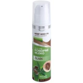Topvet Hemp Seed Oil Hanfmilch für schwere und müde Beine  200 ml