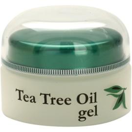 Topvet Tea Tree Oil gel pro problematickou pleť, akné   ml