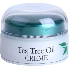 Topvet Tea Tree Oil krem do skóry z problemami  50 ml