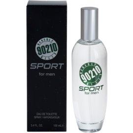 Torand Beverly Hills 90210 Sport eau de toilette férfiaknak 100 ml
