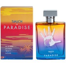 Torand Beverly Hills 90210 Touch of Paradise Eau de Toilette für Damen 100 ml