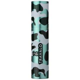 Travalo Classic Case Recipient de plastic pentru parfum reîncărcabil. unisex    Camouflage Green