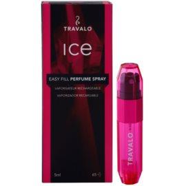 Travalo Ice nachfüllbarer Flakon mit Zerstäuber unisex 5 ml