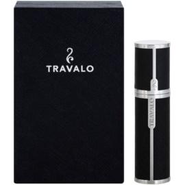 Travalo Milano nachfüllbarer Flakon mit Zerstäuber unisex 5 ml  Black