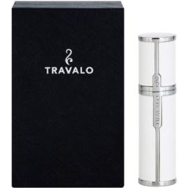 Travalo Milano plnitelný rozprašovač parfémů unisex 5 ml  White