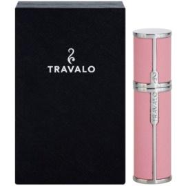 Travalo Milano nachfüllbarer Flakon mit Zerstäuber unisex 5 ml  Pink