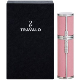 Travalo Milano plnitelný rozprašovač parfémů unisex 5 ml  Pink
