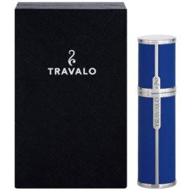 Travalo Milano napełnialny flakon z atomizerem unisex 5 ml  Blue