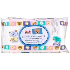 Trudi Baby Care feuchte Reinigungstücher mit Blütennektar  72 St.