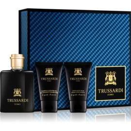 Trussardi Uomo Gift Set  IV.  Eau de Toilette 50 ml + Shampoo en Douchegel 30 ml + Aftershave balsem  30 ml