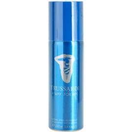 Trussardi A Way For Him deodorant s rozprašovačem pro muže 100 ml